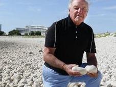 Rochelle veut créer plage dans baie Roux