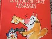 retour chat assassin adapté Véronique Deiss d'après roman d'Anne Fine