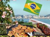 Recette poulet plancha, sauce épicée melons fines herbes (Brésil)