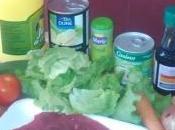 Salade saveurs thaï