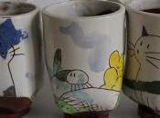 série mugs