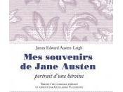 Souvenirs Jane Austen James Edward Austen-Leigh