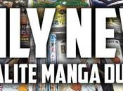 Daily News, l'actualité manga Japon août 2016