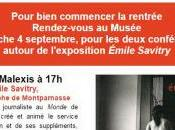 Musée MENDJISKY ECOLES PARIS exposition EMILE SAVITRY Dimanche Septembre 2016