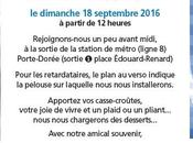 Pique-nique militant l'ADMD Paris septembre