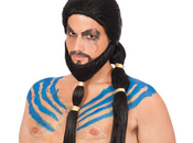Perruque Khal Drogo Game Thrones