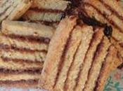 Biscuit zébré praliné