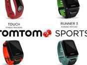 TomTom annonce nouveaux produits, dont Runner Spark