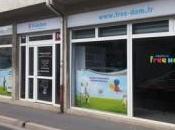 Free ouvre nouvelle agence dans d'Oise Taverny
