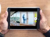 2016 Logitech Circle Safe, sauvegarde automatiquement vidéos Cloud