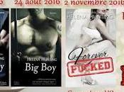 saga Pucked Helena Hunting revient France Novembre avec Forever