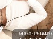 Apprendre langue pendant sommeil test MosaLingua commence aujourd'hui