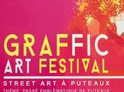L'art urbain s'invite Puteaux avec Graffic Festival 2016