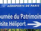 Journées Patrimoine Ouverture l'Héliport Paris Issy-les-Moulineaux