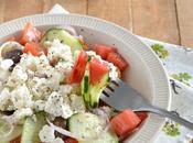 Salade grecque feta