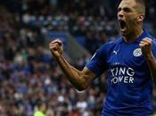 Slimani, nouvelle arme offensive Leicester