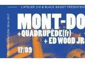 Mont-Doré Quadrupède Wood l'Atelier Etterbeek, septembre 2016