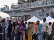 Plus migrants réfugiés traversé Méditerranée cette année