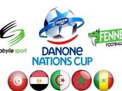 Coupe l'algerie pays africains participeront danone nations 2016
