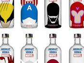 Absolut Vodka Marvel