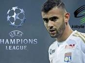 LYON Peut-on revoir RACHID GHEZZAL Champions League