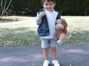 Look kids short pour l'automne