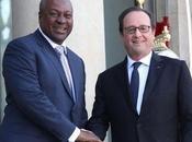 France Ghana Entretien avec John MAHAMA Président