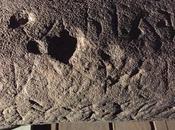 déesse découvert pierre gravée étrusque