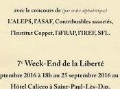 Week-End Liberté