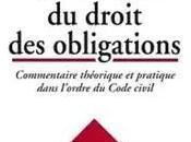 livres réforme droit contrats obligations