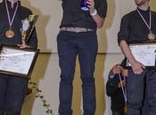 Benjamin HUDE remporte coupe France Fleuristes 2016