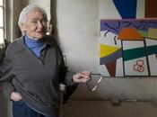 Shirley Jaffe (1923-2016) peintre américaine