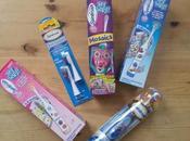 Notre avis bosses dents électriques Spinbrush