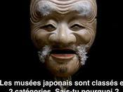 existe types musées Japon quelle différence