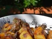Pommes terre cèpes