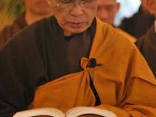 Thich Nhat Hanh maître bouddhisme