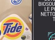 Tide #purclean premier détergent biosourcé avec pouvoir nettoyant