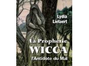 Lydia Lietaert passage dernier roman Prophétie Wicca