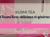 Kusmi #KusmiRose: Sweet Love délicieux généreux