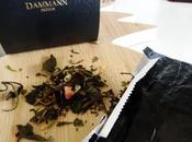 thés fleuris Dammann Frères