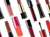 nouveaux rouges lèvres
