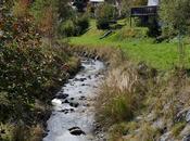 Belles promenades bavaroises: chaussée romaine Klais chemin vers Mittenwald Buckelwiesen (prairies bosses)