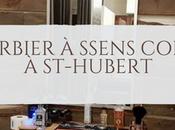 Barbier Ssens coiffure St-Hubert
