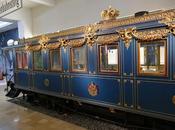 Ludwigmania: wagons royaux Verkehrsmuseum Nuremberg photographies