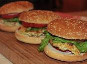 Burger Végétarien VégéThierno