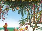 P'tites Poules l'île Toutégratos Jolibois Heinrich