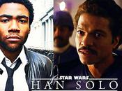 MOVIE Star Wars Solo Donald Glover sera Lando Calrissian dans film standalone