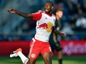 Bradley Wright-Phillips, attaquant York Bulls, remporte Soulier d'or 2016