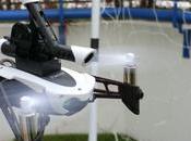 Test mini drone Mambo Parrot