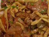 Sauté veau olives champignons cookeo